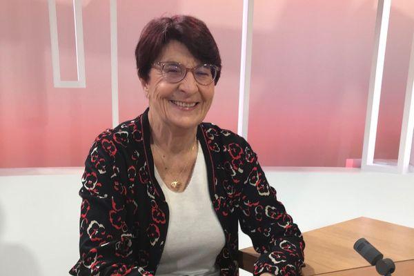 Geneviève Gausserand, généalogiste amateur