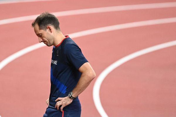 Mardi 3 août, juste avant la finale de la perche, le Clermontois Renaud Lavillenie s'est blessé.