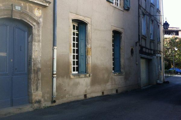 """L'école baptisée """"Cours le Sénevé"""" occupe un local municipal, 15 rue Francisco Ferrer à Castres (Tarn)"""