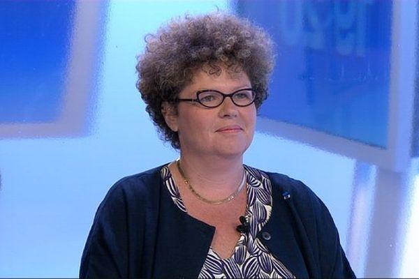 Frédérique Alexandre-Bailly, rectrice de l'académie de Dijon
