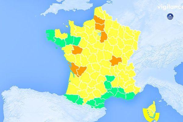 Vigilance orange crues/inondations pour la Charente et la Charente-Maritime