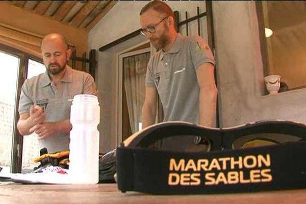Pour la 1ère fois, 3 sourds, dont un sportif montpelliérain, vont participer au Marathon des sables