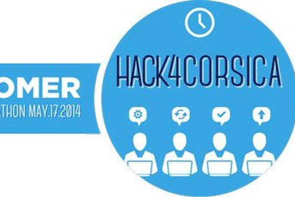 Le logo du Hackathon du 17 mai 2014