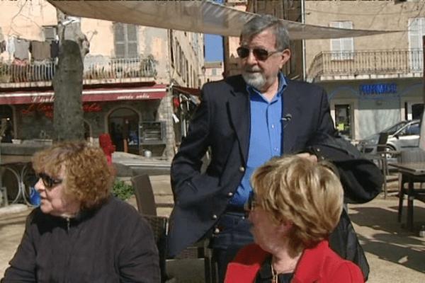 Départementales 2015 - Hyacinthe Mattei, est le conseiller général sortant du canton