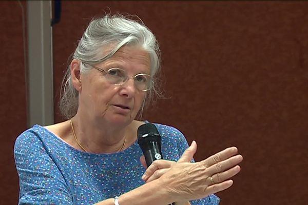 Annie Thébaud-Mony, sociologue du travail et spécialiste des maladies professionnelles.