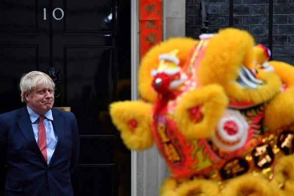 Boris Johnson veut un Royaume-Uni ouvert commercialement sur le monde.