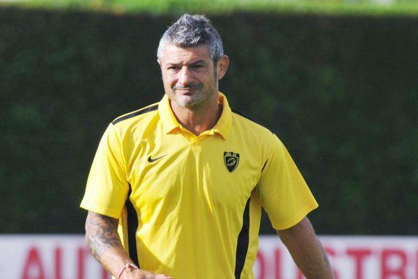 Christian Labit, actuel entraîneur de Carcassonne et ancien coach de Narbonne