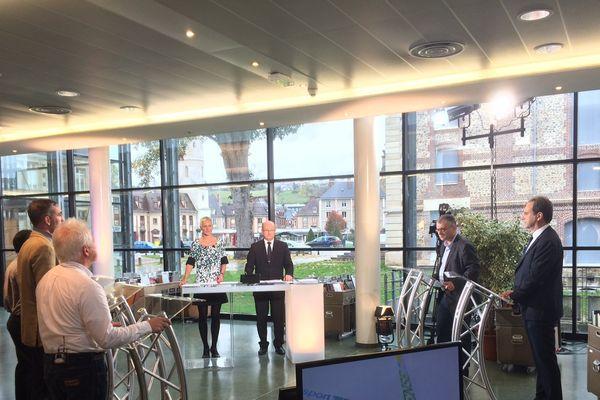 5 invités au débat sur l'agriculture en vue des Régionales depuis Evreux