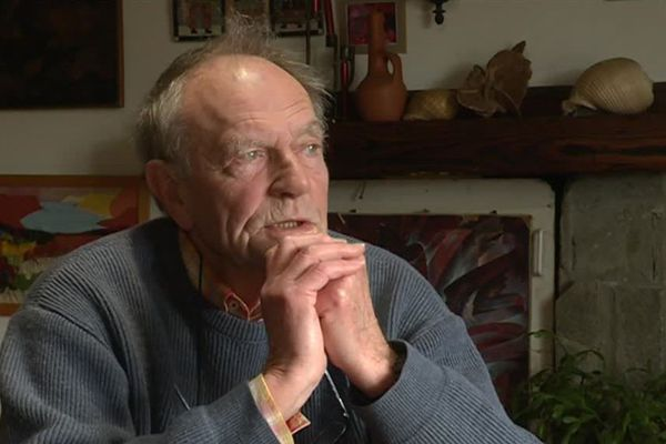 Marc Jannot, ancien postier a repris des études pour devenir enseignant après Mai 68.