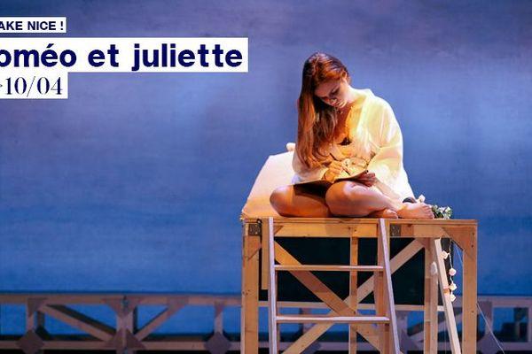 """Gagnez 2 places pour """"Roméo et Juliette"""" avec France 3 Côte d'Azur et le TNN, le 6 avril à 20h"""