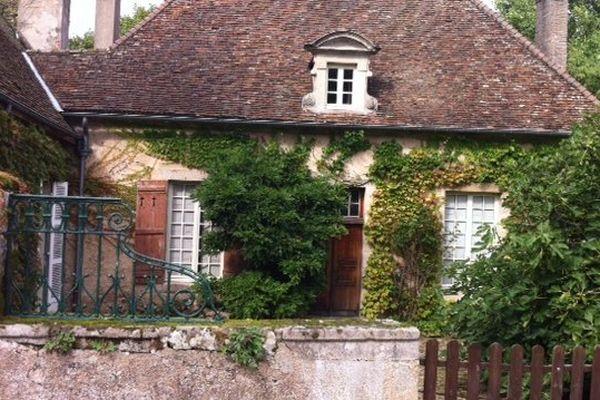 La maison de Jacques Vaude à Autun