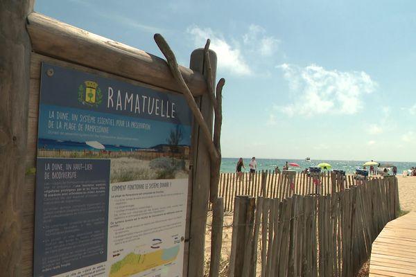 La mairie de Ramatuelle a engagé un bras de fer avec l'Etat et les loueurs d'hélicoptères, pour préserver son environnement naturel et la quiétude des habitants.