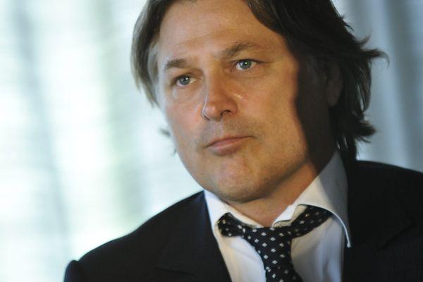Denis Charvet, en 2010.