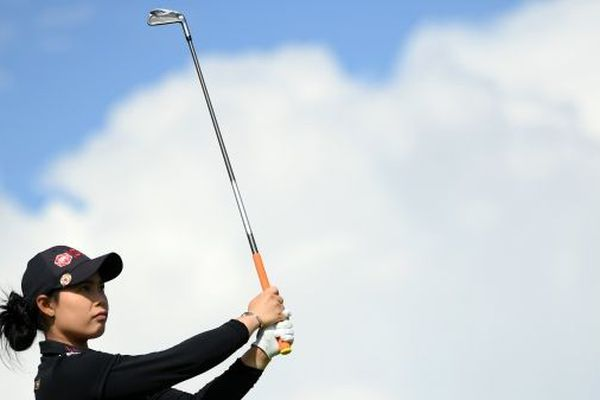 La golfeuse professionnelle thaïlandaise Jutanugarn Moriya.