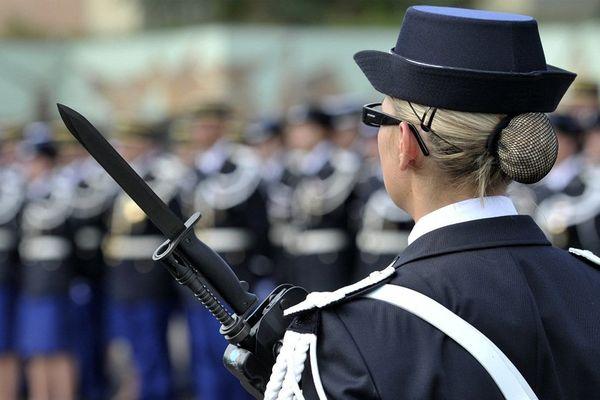En 2013, la plupart des femmes servant dans la Défense (32%) étaient des gendarmes.