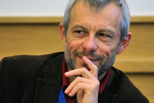 L'ancien directeur de l'IEP de Lille, Pierre Mathiot.