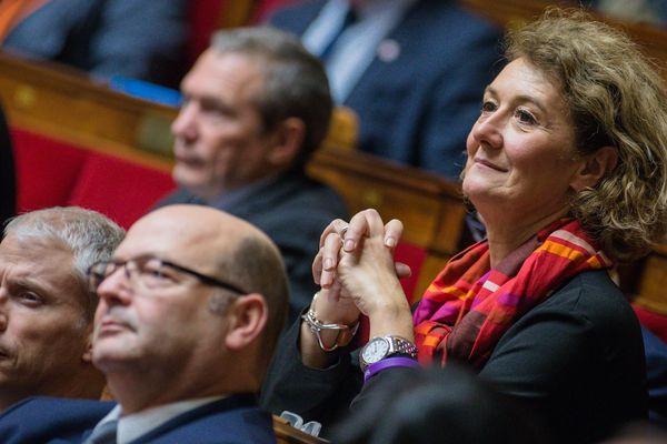La députée UDI d'Indre-et-Loire, Sophie Auconie.