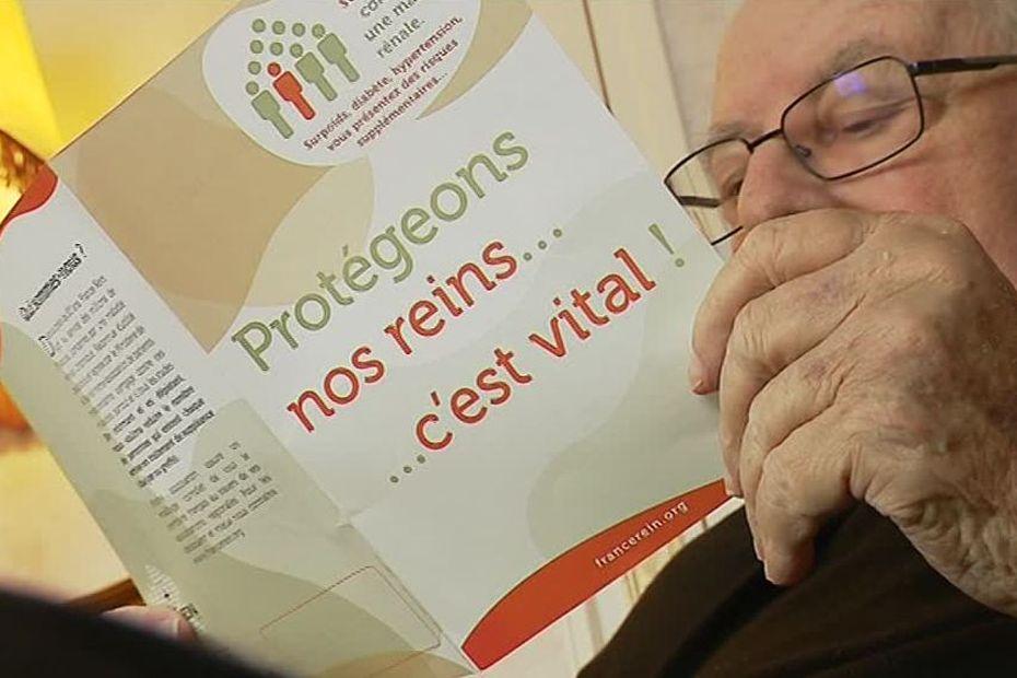 Semaine du rein : un Français sur dix concerné par une maladie rénale