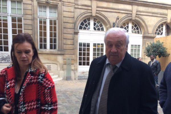 Marcel Campion au tribunal administratif de Paris