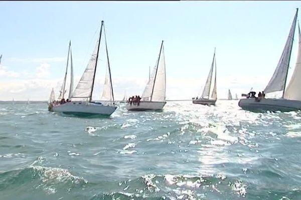 L'arrivée du 33e Tour des ports de la manche est prévue à Saint-Vaast-la-Hougue pour les festivités du 14 juillet