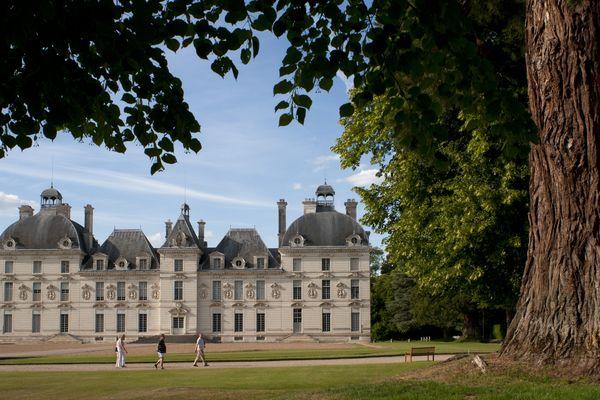 Le château de Cheverny, image d'illustration.