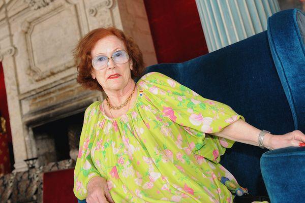 Jeanne Augier patronne du Negresco est décédée à Nice.