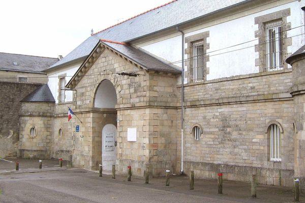 Maison d'arrêt de Vannes