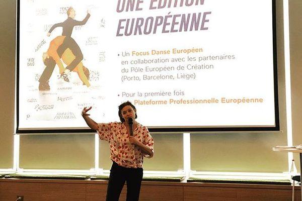 18e Biennale de la Danse - La conférence de presse ce mardi matin