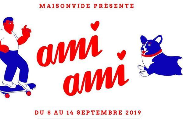 Cette troisième édition du festival ami ami se déroulera du 8 au 14 septembre