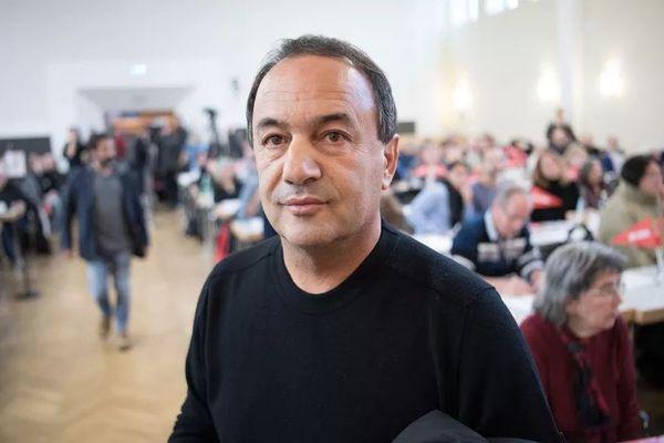 Domenico Lucano, le 23 novembre 2019, à Berlin