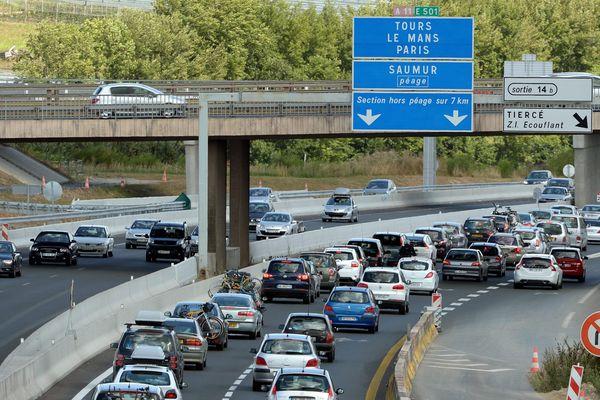La circulation va être encore compliquée en ce week-end du 15 août