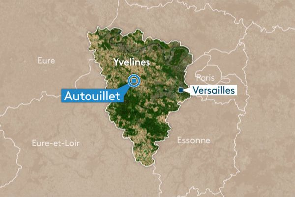 Une fuite d'hydrocarbures a été constatée au niveau de la commune d'Antouillet dans les Yvelines.