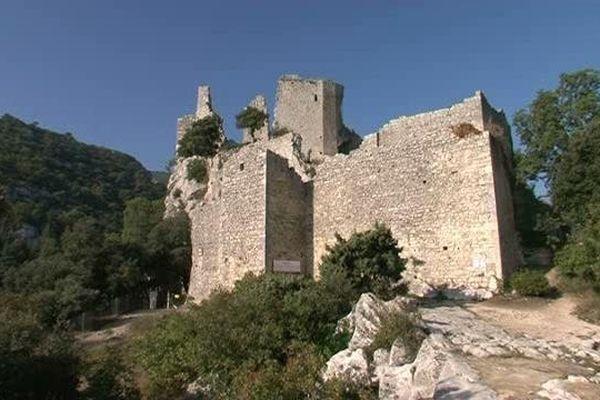 La forteresse d'Oppède-le-Vieux sera restaurée grâce au mécénat participatif.