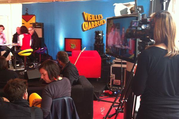 Chaque jour entre 14 et 20 h, une dizaine de conférences de presse, désormais filmées !