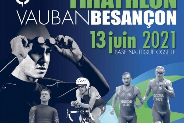 150 paratriathlètes attendus ce week-end à Besançon