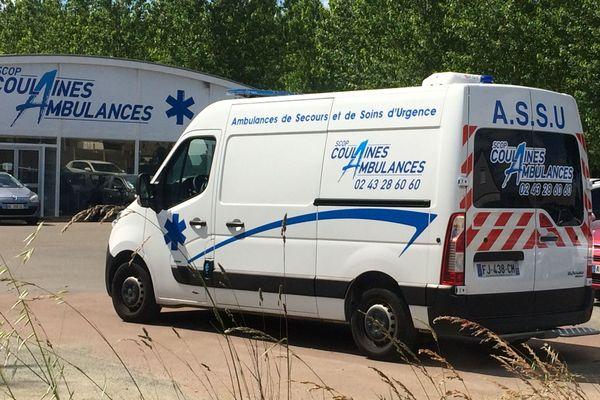 Le Siège de Coulaines Ambulances en Sarthe
