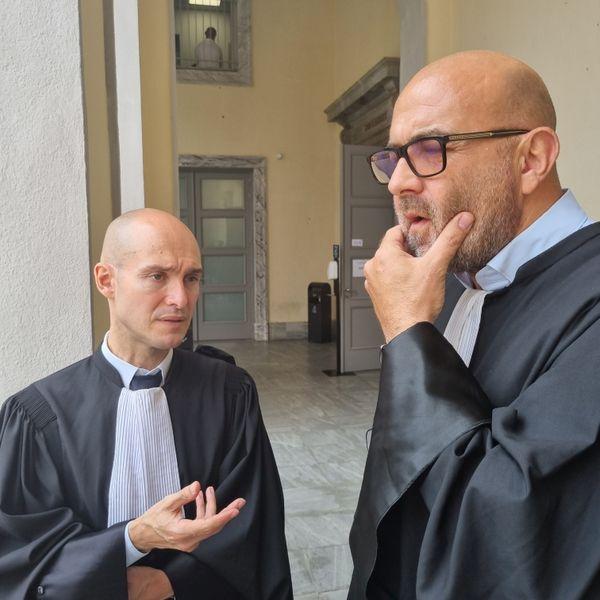 Maîtres Pinelli et Albertini.