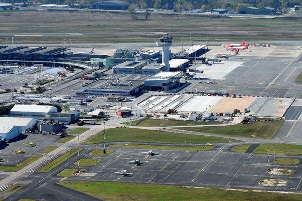 Aéroport de Mérignac - illustration - 2020 -