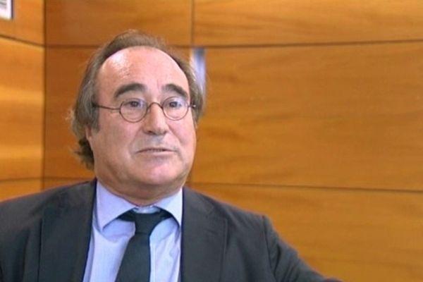 François Commeinhes - maire UMP de Sète - 18 octobre 2012.