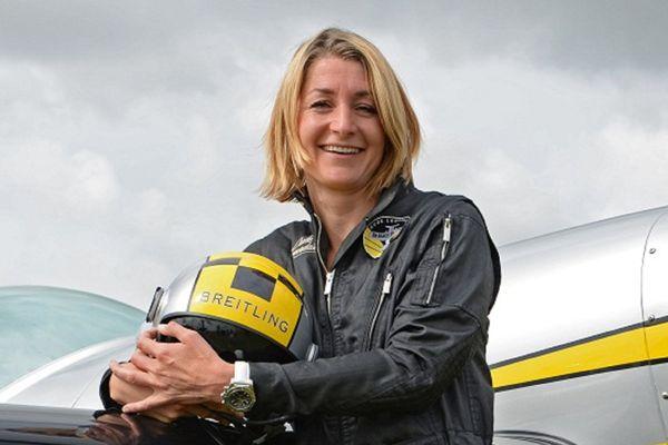 Aude Lemordant, la française championne du monde sera présente