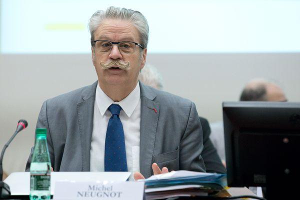 Michel Neugnot, en 2017.