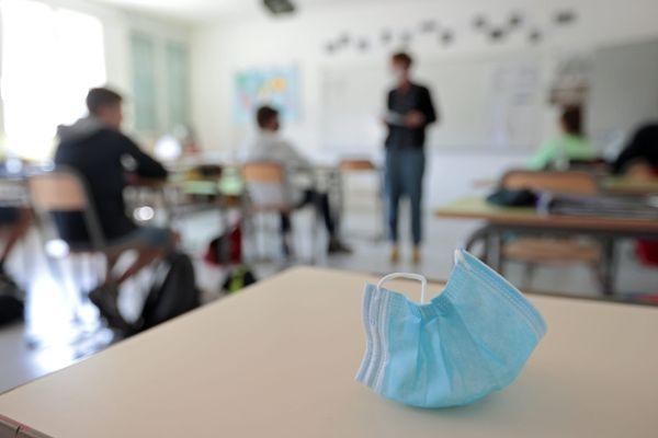 Le masque sera obligatoire à partir de 11 ans pour la rentrée des classes 2020