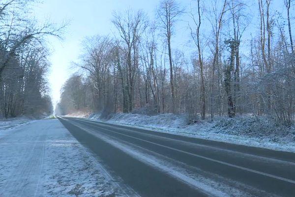 Jusqu'à 7 cm de neige sont attendus samedi 16 janvier dans les 5 départements des Hauts-de-France.