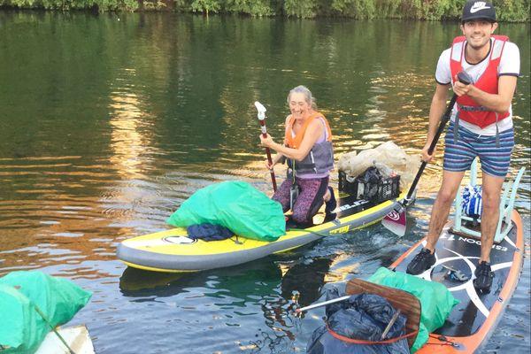Le nettoyage de l'Ill à Strasbourg, en paddle, canoë ou à pied, initialement prévu le 13 août, a été annulé