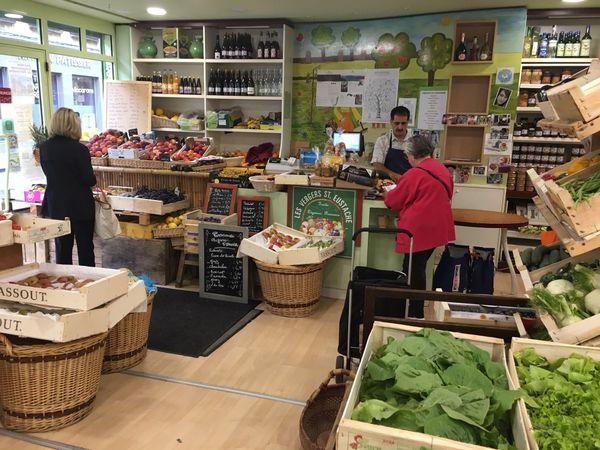 le magasin Gourmets gourmands à Charleville-Mézières