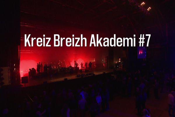 Kreiz Breizh Akademi #7 au festival Yaouank de 2019