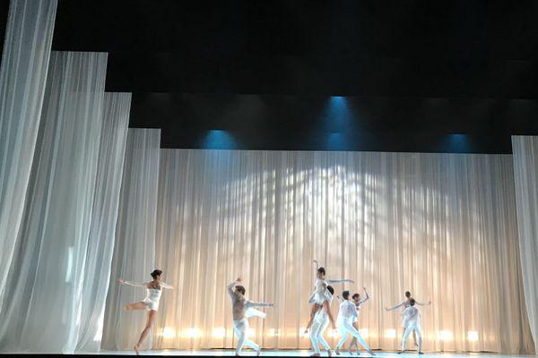 Célestial, création mondiale du ballet de l'ONBA