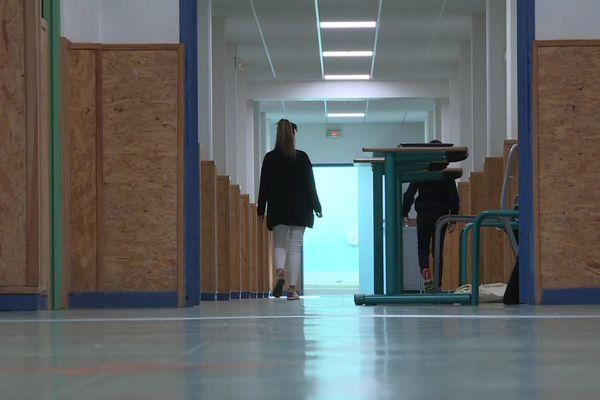 Déconfinement. Un peu plus de la moitié des 6e est rentrée au collège Calmette de Limoges