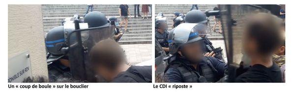 Toulouse - manifestation du 24 juillet 2021.