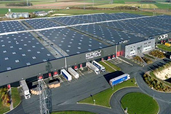 JJA Easy Logistique est implanté à Amiens depuis 2009.